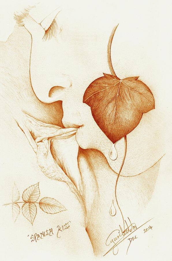 spanish kiss yuri leitch