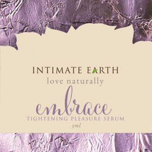 intimate earth embrace vaginal tightening pleasure ml foil