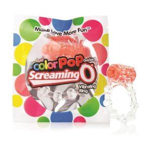 screaming o colour pop quickie basic ring orange upzkhsleijgw